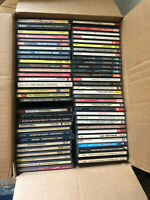 Classical CDs!  You pick 3!  Orchestral, Trombone, Brass, Piano, Cello, Chamber