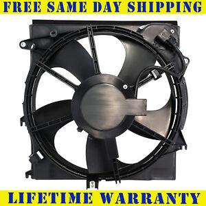 Radiator And Condenser Fan For Hyundai Sonata  HY3115153