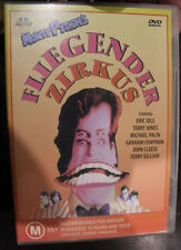 MONTY PYTHON'S FLIEGENDER ZIRKUS RARE DELETED DVD OOP JOHN CLEESE, MICHAEL PALIN