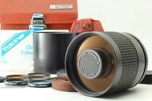 [TOP MINT in Case] RMC Tokina 500mm F/8 Lens for Nikon F Mount From JAPAN 873