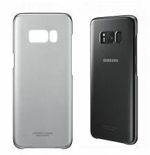 Original Samsung Galaxy S8+ Plus Clear Case Cover EF-QG955 Schutzhülle