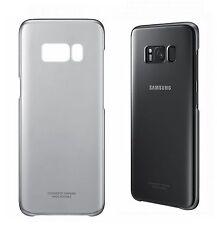 Original Samsung Galaxy S8+ Plus Effacer housse étui ef-qg955