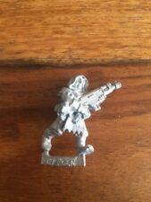Warhammer Necromunda House Cawdor Ganger With Autogun #1 Metal OOP