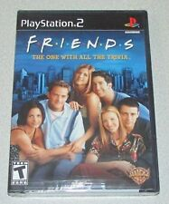 Friends for Playstation 2 Brand New! Factory Sealed!