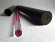 New ruby rod for laser 180(120) mm x 6.5 mm