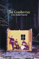 CRANBERRIES 1996 FAITHFUL DEPARTED PROMO POSTER 2
