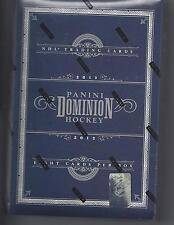 PANINI DOMINION HOCKEY SEALED 2011-12 HOBBY BOX