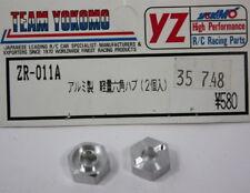 YOKOMO Adaptateur 6 pans de jantes en Alu ZC-641G 35748