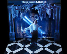 MICHAEL JACKSON GHOSTS 3D DISPLAY RARE STANDEE PROMO POPUP HALLOWEEN IS IT SCARY