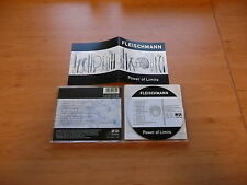 @ CD FLEISCHMANN - POWER OF LIMITS /NOISE INT. 1992 ORG/INDUSTRIAL METAL GERMANY