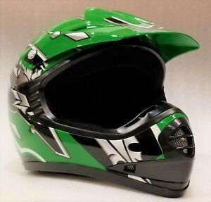 Motocross Helmet Kids, Youth XS to XL, Aust. Std, AS/NZS1698, dirt bike, MX
