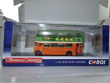 Corgi OOC OM41417A OM41417 A Daimler CVG6 Roe Bus Glasgow Corp Rouken Glen