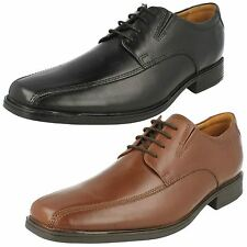 Clarks Lace-up Square Formal Shoes for Men