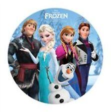 Various Songs From Disney's Frozen LP Vinyl Picture Disc 2014 33rpm