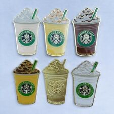 The Original Odyssey of the Mind Frappuccino Pin Set