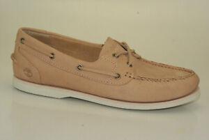 Timberland Classic 2-Eye Boat Shoes Deck Shoes Women Shoes A1NAQ