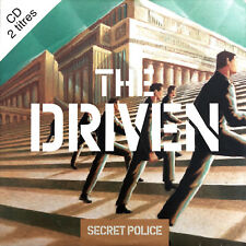 The Driven CD Single Secret Police - France (EX/EX+)