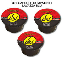 300 capsule cialde caffè Gimoka compatibili LAVAZZA BLUE INTENSO - PROMO