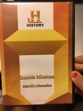 History Suicide Missions Merrill's Marauders