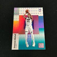 2017-18 Panini Status DONOVAN MITCHELL RC #122 Utah Jazz Rookie ~JN08