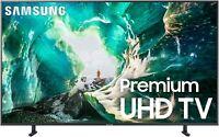 Samsung UN65RU8000FXZA 65-Inch 4K Ultra HD 8 Series Smart Internet TV with HDR