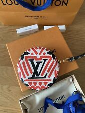 Louis Vuitton Crafty Round Coin Pouch Wallet !Brand New and Limited!