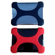 """2.5"""" Silicone SATA IDE HDD Hard Disk Drive Skin Cover Case Protector New 100%"""