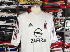 AC MILAN away 2005-06 shirt - MALDINI # 3 - Italy - Maglia - Jersey - Italia