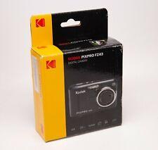 Kodak PIXPRO FZ43 16MP Black 4x Wide Zoom Lens Compact Digital Camera NEW NIP