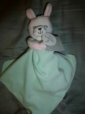 NWT - Carter's Plush Bunny Security Blanket