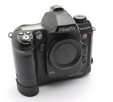 Fujifilm Fuji Finepix s2 Pro Digital Camera Body 6.2mp Nikon F Mount lens a48