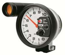 Autometer 5899 Monster Shift-Lite Tachometer 5in. Analog w/ Shift Light