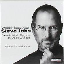 Steve Jobs: Die autorisierte Biografie des Apple-Gr...   Buch   Zustand sehr gut