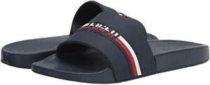 BNEW Tommy Hilfiger Men's Elian Slide Sandal, Size 11 only