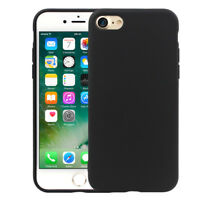 Coque Etui TPU silicone mat souple ultra-fine dos couverture Apple iPhone 7 4.7""
