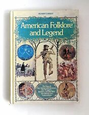 American Folklore And Legend By Reader's Digest 1978, Hardcover