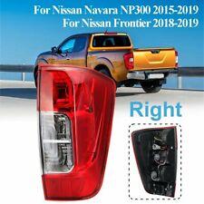 For Nissan Navara NP300 15-19 Frontier 18-19 RH Rear Tail Light Lamp Right side