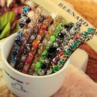 Fashion Rhinestone Korean Hair Accessories Crystal Hairpin Hair Clip Barrette