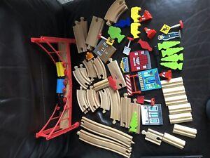 Wooden Toy Train Set Carousel Tesco