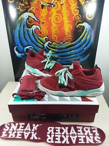 "Puma Blaze Of Glory X Sneaker Freaker X Packer ""Blood In The Water"" special box"