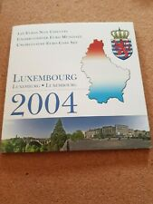 More details for luxembourg 2004 euro coin set