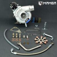 MAMBA Billet Turbocharger for GC8 GDA GDB Subaru WRX Forester TD05H-18G 8cm Hsg