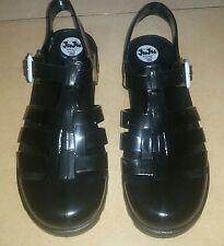 Sandalias de mujer Juju Jelly, Negro, Talla 5 Uk, Excelente Estado-Usado Dos Veces