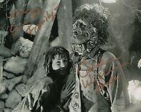 Caroline Williams Autograph Signed 8x10 Photo - TX Chainsaw Massacre (Zobie COA)