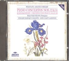 MOZART - Piano Concertos 12 & 14 - Malcolm BILSON / John Eliot GARDINER - WG