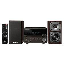 KENWOOD Bluetooth Hi-Res mini component Compact Hi-Fi System XK-330 XK-330-B