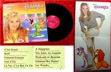 LP DOUCHKA BASIL DETECTIVE PRIVE Walt Disney