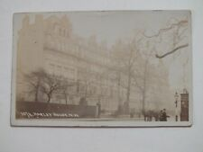 1904 Marylebone Road Postcard - Harley House N.W - London