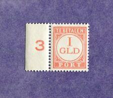 Ned. Indië 1913/1940  Port Nr. 38 Postfris Cat.w. € 30,=
