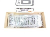 HO Scale Gould Company Kit 4022 Undecorated Wrecking Outfit Boom Car